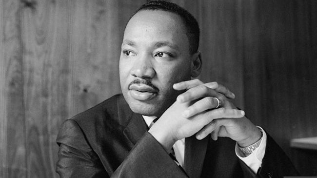 Dear White People: MARTIN LUTHER KING, Jr. Is NOT Black Americas.